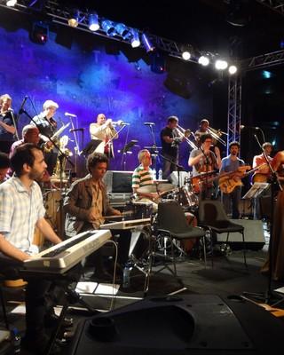 Orquestra Imperial (Foto: Geraldinho Magalhães)
