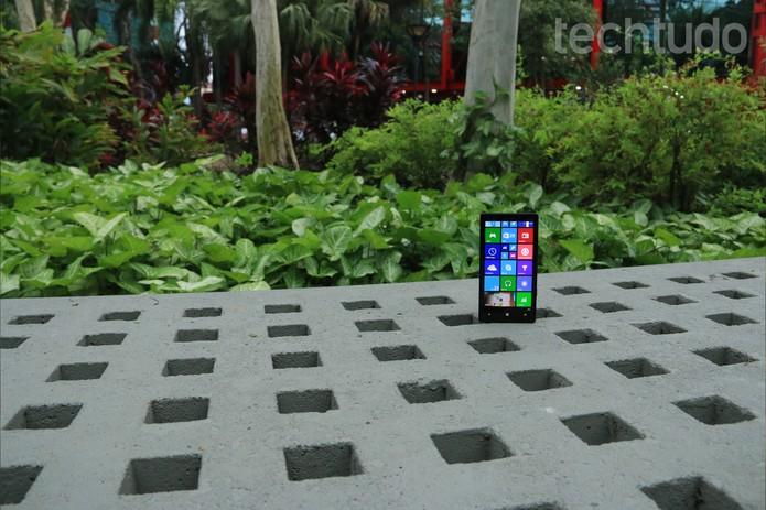 Nokia Lumia 930 (Foto: Lucas Mendes/TechTudo)