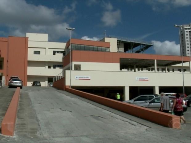 Hospital São José em Joinville deve reduzir o número de residente (Foto: Reprodução/RBS TV)