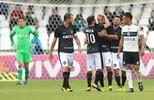 Botafogo derrota o Coritiba no Couto Pereira e segue líder do returno (Giuliano Gomes/Agência PR Press)