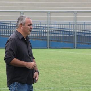Eduardo Clara avaliou desempenho como positivo e em desenvolvimento (Foto: Diego Toledano)