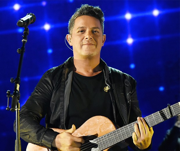 Alejandro Sanz (Foto: Rick Diamond/One Voice: Somos Live!/Getty Images)