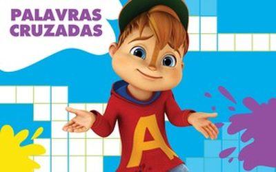 [Palavras Cruzadas] Objetos de Alvin
