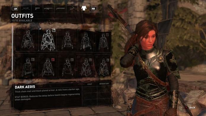Use uma armadura na sua aventura (Foto: Reprodução/Twinfinite)