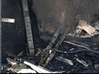 Incêndio destrói loja de móveis planejados em Jundiaí