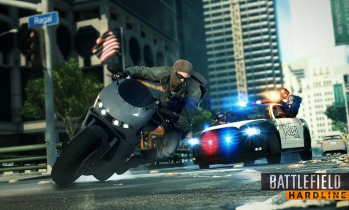 Battlefield Hardline (Foto: Divulgação)