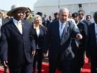 Netanyahu inicia em Uganda viagem histórica pela África