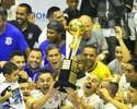 De quase aposentado a campeão da LNF, Vander Carioca ressurge aos 40