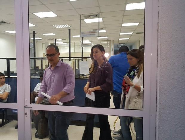 Abad Fluminense depoimento Cidade da Polícia