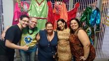 As selfies de carnaval já estão na galeria do tvtribuna.com; participe (Arquivo Pessoal)