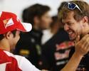 Vettel lembra ajuda a Massa em 2008: 'Tentei deixar os brasileiros felizes'