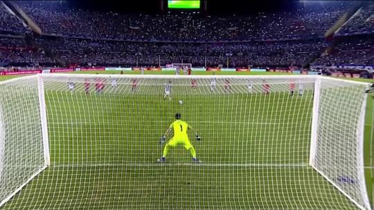 "Após derrota, Vidal dá alfinetada na Argentina: ""Difícil ver com tanto medo"""