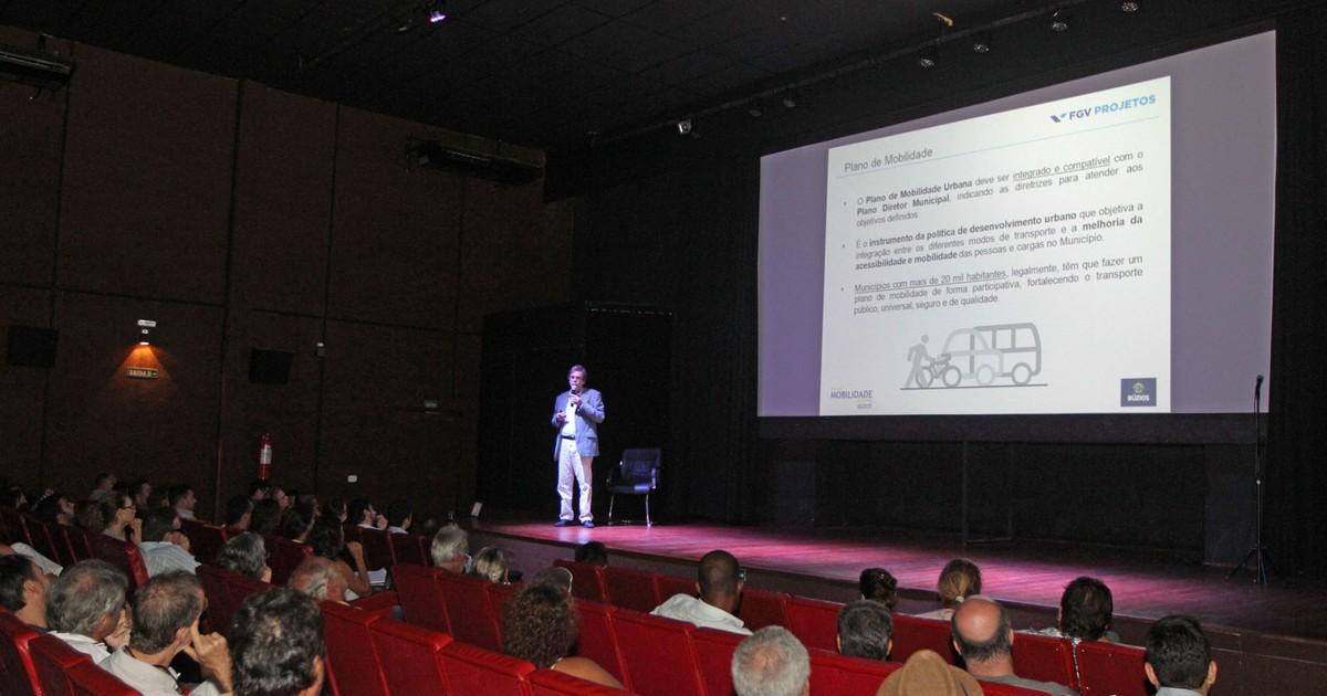 Búzios, RJ, realiza audiência pública de plano de mobilidade urbana - Globo.com