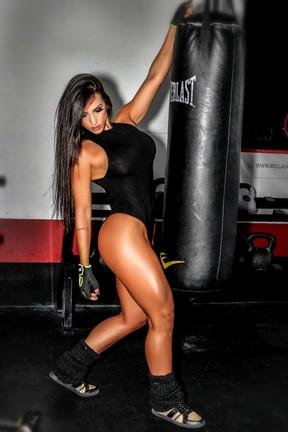 Gabi Dezan (Foto: Kelly Batista \ MF Models Assessoria)