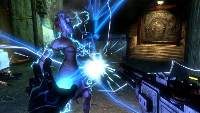 Controle um Big Daddy em Bioshock 2 (Foto: Divulgação/2K Games)