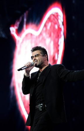 George Michael (Foto: Evert Elzinga / AFP)