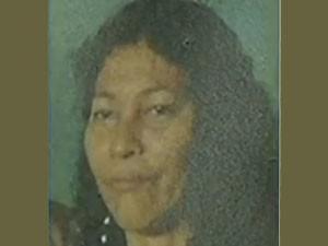 Gari Cleonice Vieira de Moraes, 54 anos, morreu após um ataque cardíaco (Foto: Reprodução/G1)