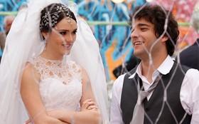 Final: Cida se casa com Elano e se livra dos Sarmento para sempre