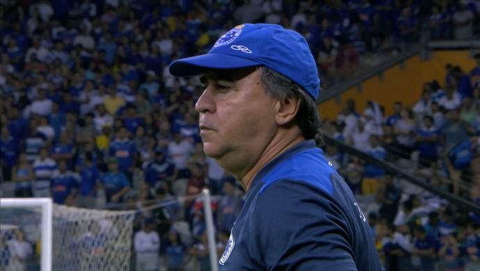 Marcelo Oliveira, técnico do Cruzeiro (Foto: Reprodução\ PFC)