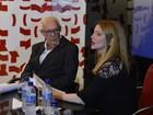 Ney Latorraca e Maria Padilha participam de leitura no Rio
