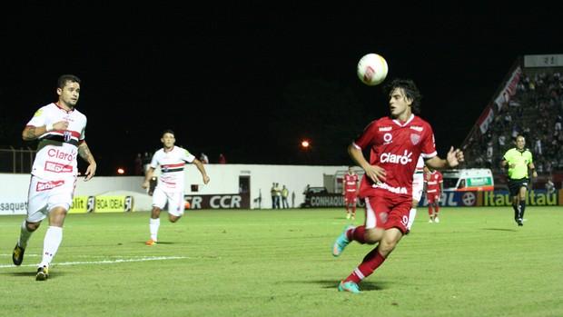 Mogi Mirim x Botafogo (Foto: Rafael Bertanha / E aí? Produções)