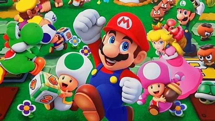 Mario Party: Star Rush (Foto: Divulgação/Nintendo)