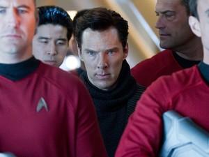 Benedict Cumberbatch interpreta o vilão John Harrison (Foto: Divulgação)