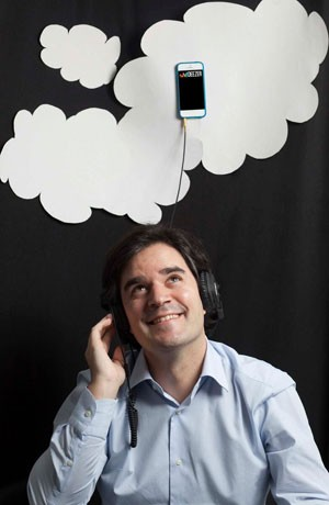 Mathieu Le Roux, diretor do Deezer no Brasil. (Foto: Divulgação/Deezer)
