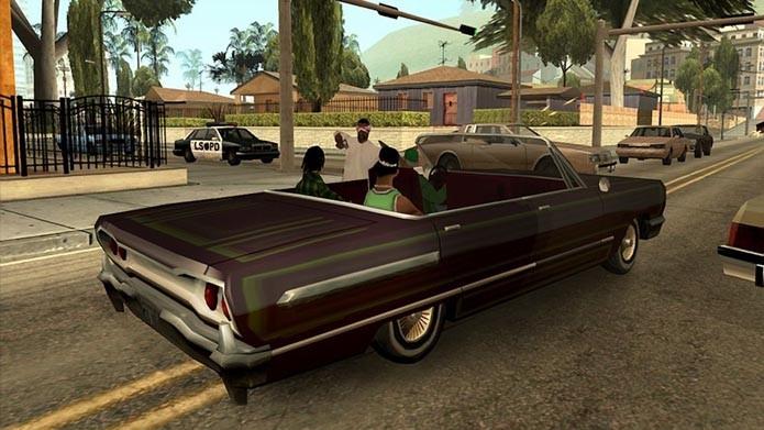 Guerras entre gangues são uma das atrações do game (Foto: Divulgação)
