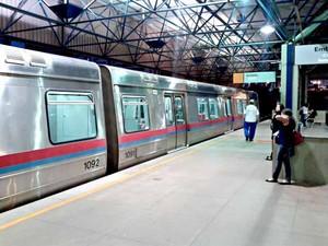 Estações do Metrô recebem shows gratuitos até junho no DF