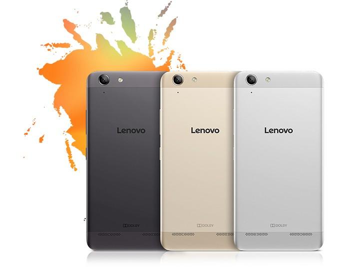 Lenovo Vibe K5 tem corpo metálico e está disponível em três cores (Foto: Rerpodução/Elson de Souza)