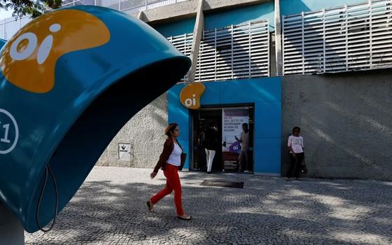Operadora Oi (Foto: Sergio Moraes/Reuters)