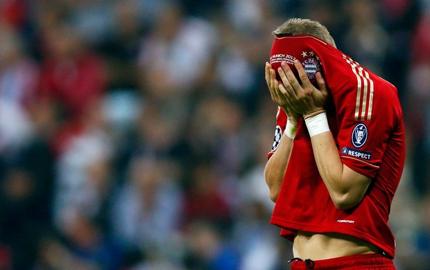 Schweinsteiger bayer de Munique (Foto: Reuters)