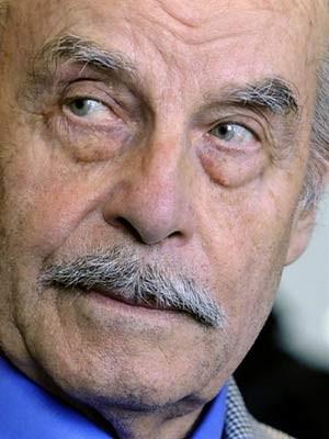 Josef Fritzl durante o julgamento em que foi condenado à prisão perpétua, em março de 2009 (Foto: AFP)