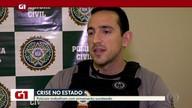 G1 no Bom Dia Rio: Armamento sucateado coloca em risco a vida de policiais