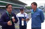 Felipe Massa é convidado especial do Voando Baixo (Reprodução/SporTV)