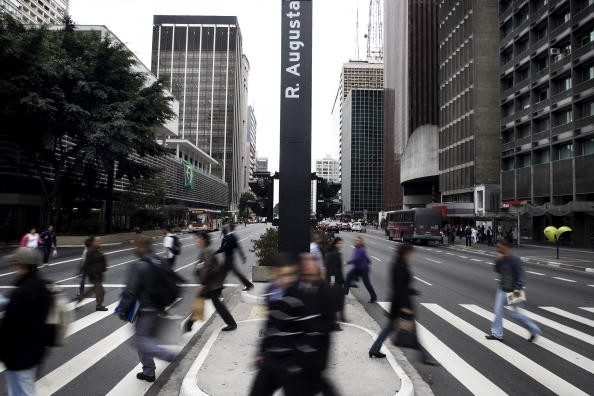 Avenida Paulista (Foto: Getty Images)