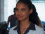 Teaser: Joana recusa oferta de novo emprego e deixa Caio desconfiado