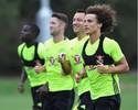 """""""Obcecado"""" pelo Inglês, David Luiz escreve nova história no Chelsea"""