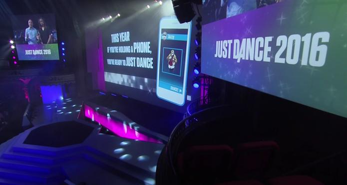 E3 Just Dance (Foto: Divulgação)