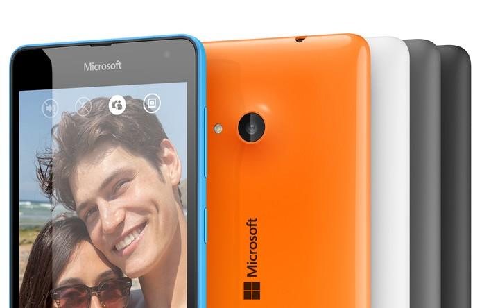 Lumia-535-destaque2 (Foto: Divulgação)