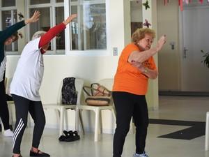 Próximo vídeo do canal deve mostrar sobre o envelhecimento saudável (Foto: Carol Malandrino/G1)