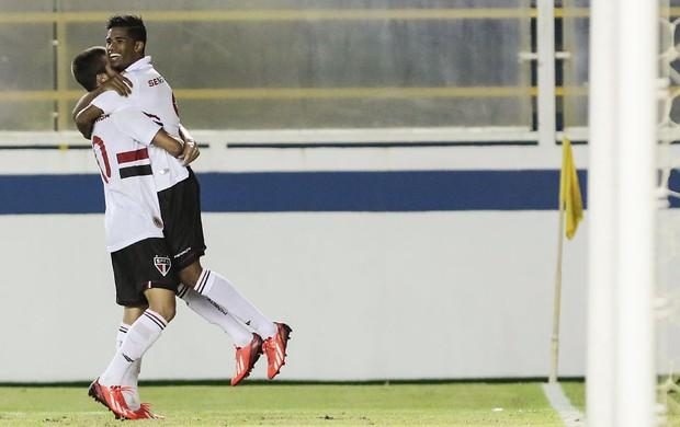 Jogadores são paulo gol (Foto: site oficial do São Paulo FC)