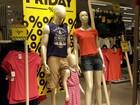 Black Friday tem descontos de até 80% nos shoppings do Vale
