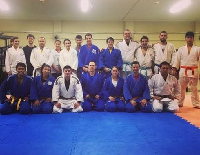 Judocas da Atlética Unesp buscam quarto título no Jupp  (Foto: Paulo Costa Júnior / Arquivo pessoal)