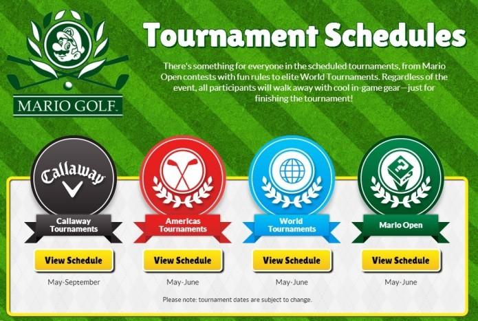 Periodicamente novos Torneios serão liberados aos jogadores (Foto: Divulgação)
