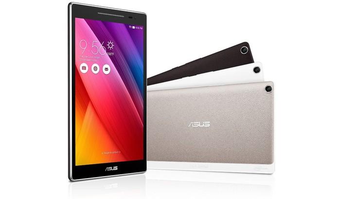 ZenPad é o novo tablet da ASUS anunciado na Computex 2015 (Foto: Divulgação/Asus)
