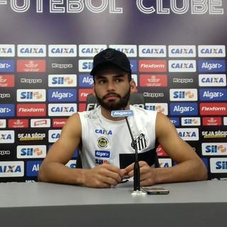 Thiago Maia Santos (Foto: Lucas Musetti)