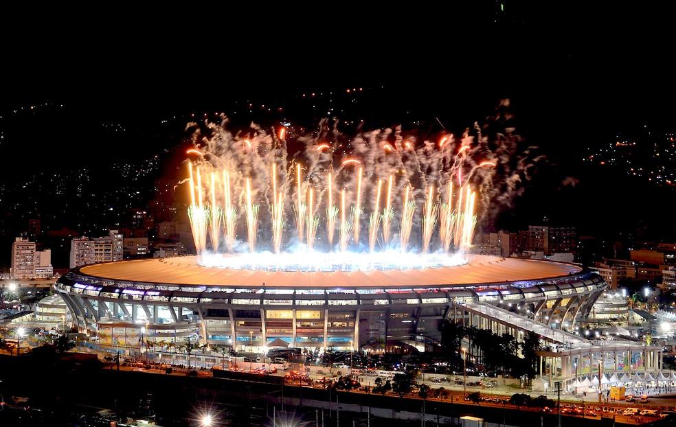 Maracanã é o palco favorito a receber a primeira final da Libertadores (Foto: Reuters) (Foto: )