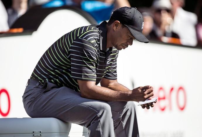 Tiger Woods, Golfe na Flórida (Foto: AP)